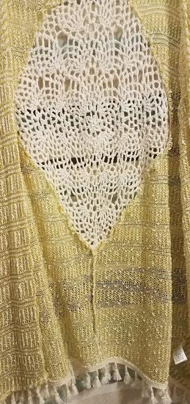 Kori Sweaters - S/M Shawl